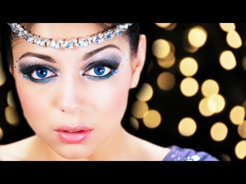 New Year's Makeup Tutorial: Sparkle and Shine! | Charisma Star