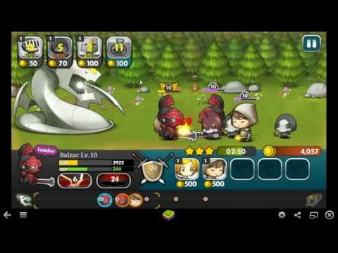 Brave Heroes Game Play First Look - Top Free Android Games,Apps Download!(2013 New Games)