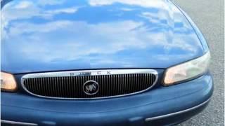 1998 Buick Century Used Cars Macon GA