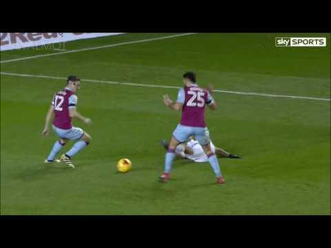 Leeds United 2 v 0 Aston Villa #LUFC