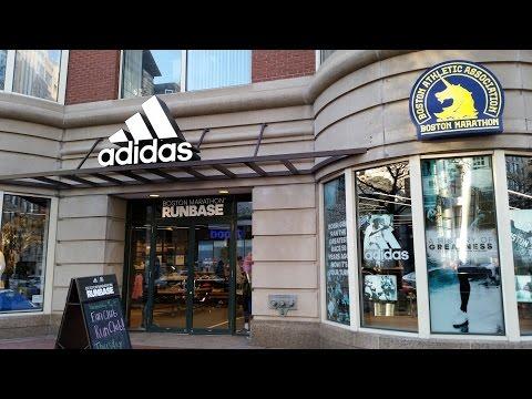 DLYohn Brand Experience Brief: Boston Marathon Adidas Runbase