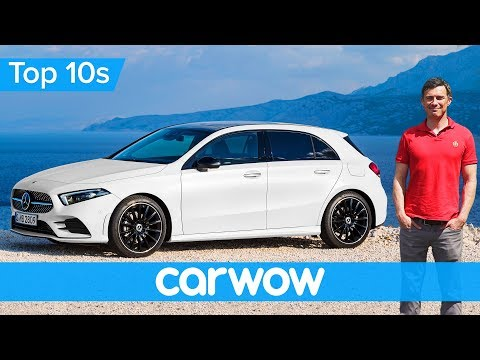 All-new Mercedes A-Class 2019 revealed – see why it's the poshest small car ever!