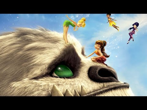 Tinker Bell and the Legend of the Neverbeast TRAILER (2015)