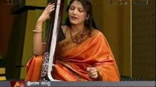 Kannada Vachana by Smita Bellur part1 - Basavanna, Akkamahadevi, Allama Prabhu - Veerashaiva