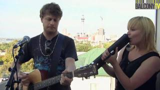 DICTAPHONE BLUES (BalconyTV)