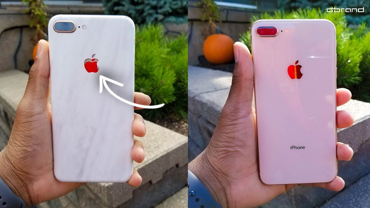 dbrand iphone 8 case
