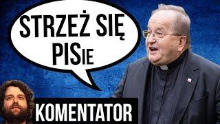 Kaczyński ma Problem - Rydzyk w Radiu Maryja Krytykuje PIS - Komentator