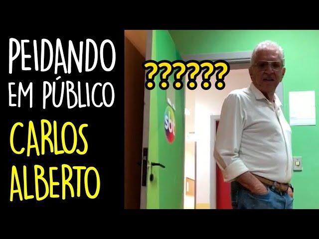 PEIDANDO EM PÚBLICO 02 - CARLOS ALBERTO
