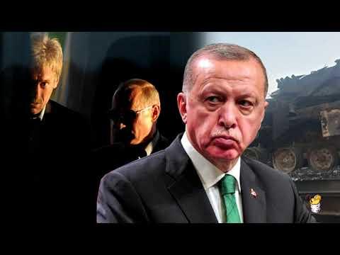 Эрдоган наносит ответный удар