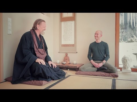 How to make Meditation a powerful daily Habit - with Zen Master Hinnerk Polenski