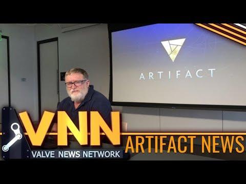 Source 2 News & Artifact Massive Info Dump