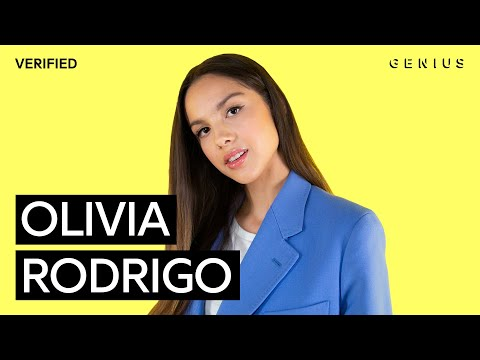 "Olivia Rodrigo ""All I Want"" Official Lyrics & Meaning 