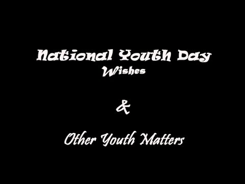 Senators Talks Youth on National Youth Day (3.15.2016)