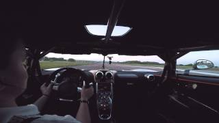 Koenigsegg One:1 0-300-0kmh - Full noise edition
