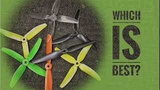 What is the Best Propeller?