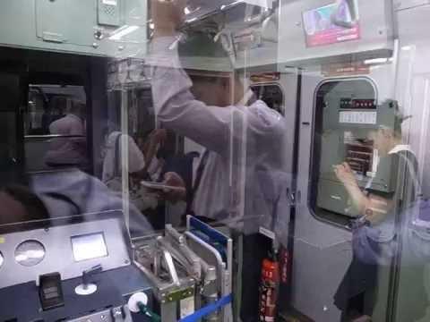 丸ノ内線 四ッ谷駅-霞ヶ関駅 Marunouchi Line - Yotsuya to Kasumigaseki 160725