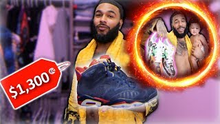 MY INSANE SNEAKER COLLECTION PART 1❗️