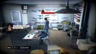 Watch Dogs Easter Egg - Jordi Chin is alive