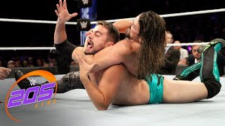 The Brian Kendrick vs. Local competitor: WWE 205 Live, Sept. 26, 2018 thumbnail
