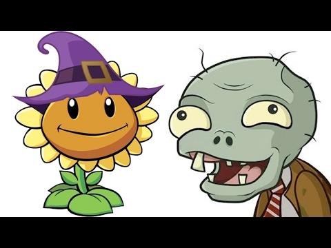Растения против Зомби - Мини-игра 16 Последний рубеж