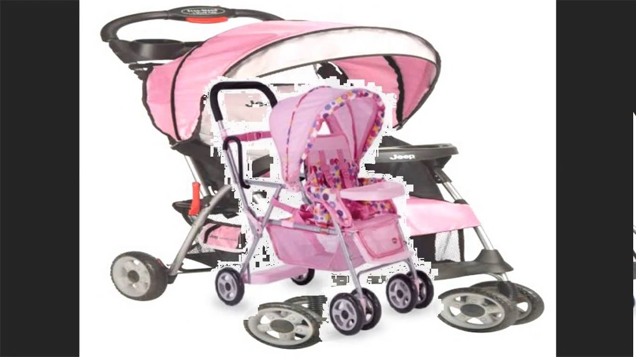 Baby Strollers And Car Seats: Baby Doll Stroller With Car Seat