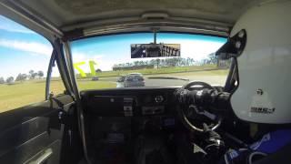 Chris Thomas Race 2 Ipra SMSP Round 4