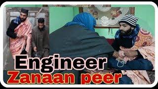 ENGINEER ZANAAAN PEER .kashmiri Funny video