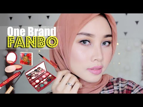 FANBO ONE BRAND MAKEUP TUTORIAL + LONG REVIEW | IRNA DEWI