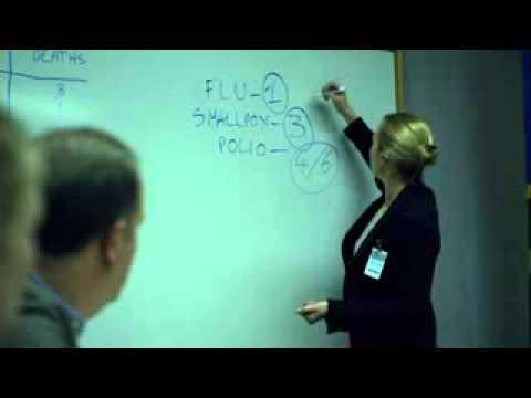 Contagion 2011 Clip #StandFor #PhrasalVerb