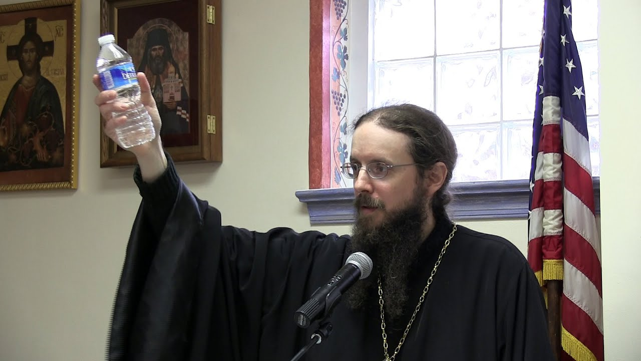 2014.12.13. Orthodox Spiritual Life: The Liturgy as Our Life, by Archimandrite Sergius (Bowyer)