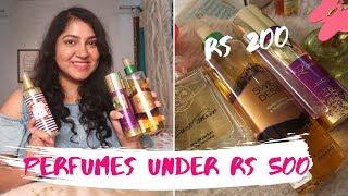 Top 10 Affordable Perfumes Under RS 500 | Priyanka Boppana