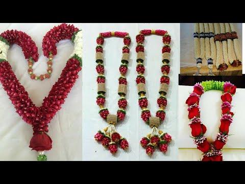 Telugu Wedding Fashion News - Indian Marriage Garland Fashion