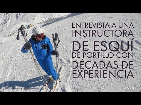 La instructora con más experiencia en Portillo