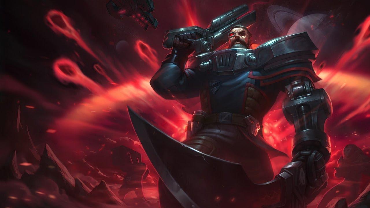 League of Legends: Dreadnova Gangplank Preview