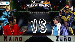 ZeRo (Captain Falcon) Vs. Nairo (Zero Suit Samus) - First to 5 Wins