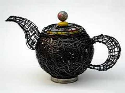 Teapot youtube for Mobilia gallery cambridge ma