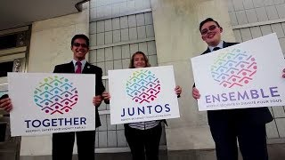 Students Support Together at the United Nations