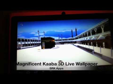 Magnificent Kaaba 3D LWP - Apps on Google Play