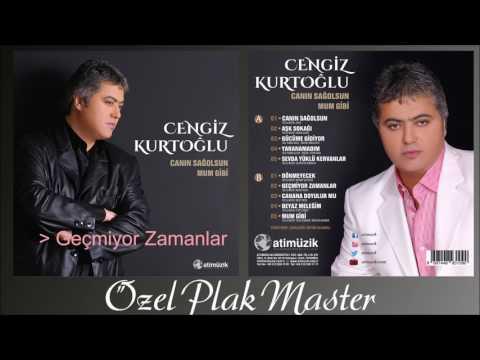 Cengiz Kurtoğlu - Geçmiyor Zamanlar [ Özel Plak Mastering ] [ © Official Audio ] ✔️