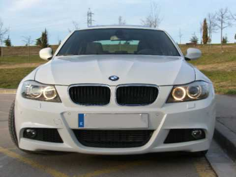 bmw 318d 2009 pack m deportiu youtube. Black Bedroom Furniture Sets. Home Design Ideas