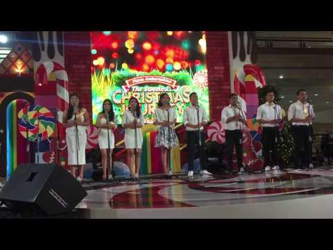 The Dissonance - Gita Surga Bergema/Hark! The Herald Angels Sing (Vocal Group Christmas Melody 2016)