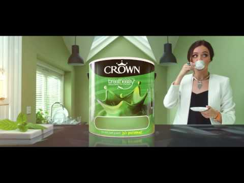 TV Advert Crown Paints - Shades Of You