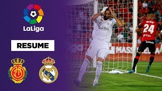 VIDEO: Liga : Le Real perd la tête à Majorque
