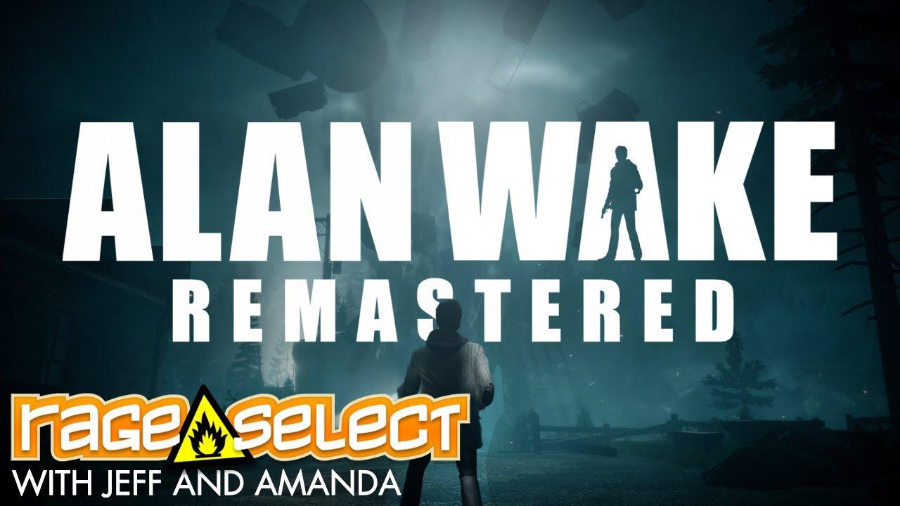 Alan Wake Remastered (The Dojo) Let's Play