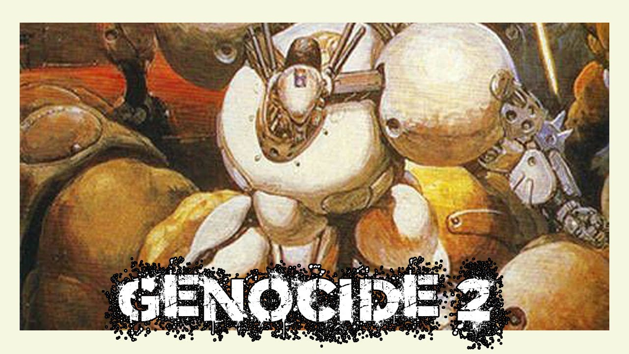 Forgotten Games: Genocide 2 - SNESdrunk