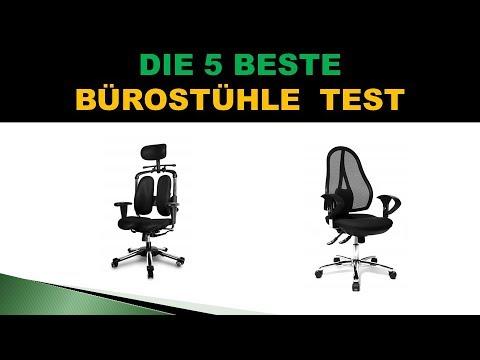 Beste Burostuhle Test 2018 Youtube