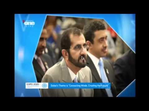 Dubai Expo 2020   Final Bid Presentation - Dubai