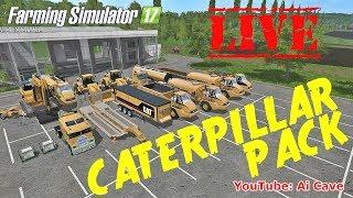 "[""Farming Simulator 17"", ""Farming Simulator 17 Mods"", ""FARMING SIMULATOR 2017"", ""FARMING SIMULATOR 2017 Mods"", ""Mining"", ""Construction"", ""Cat pack"", ""FARMING SIMULATOR 17 Mining"", ""Farming Simulator 17 Construction"", ""Farming Simulator 17 Cat"", ""Farming S"