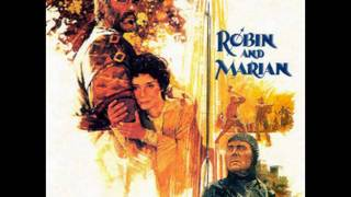 John Barry   -   Robin And Marian     ( 1976 )    The Ride To Sherwood , The Ride To Nottingham