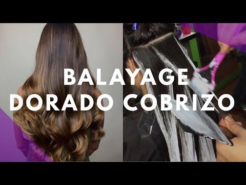 BALAYAGE / OLAPLEX / GOLD COPPER  /
